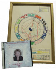 Birthchart with CD